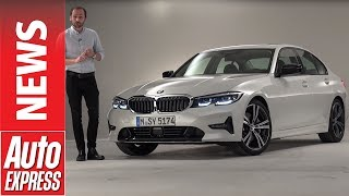 New BMW 3 Series revealed for 2019 - will it remain compact exec king pin?