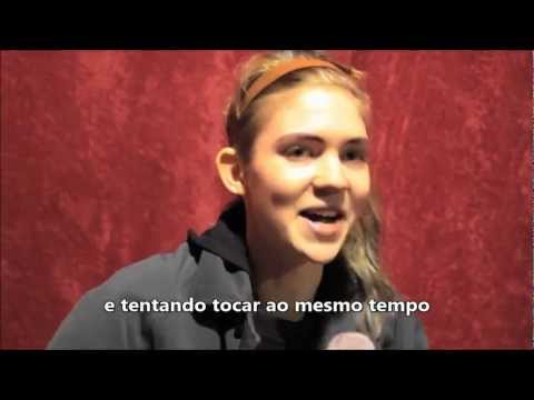 Grimes entrevista para Google