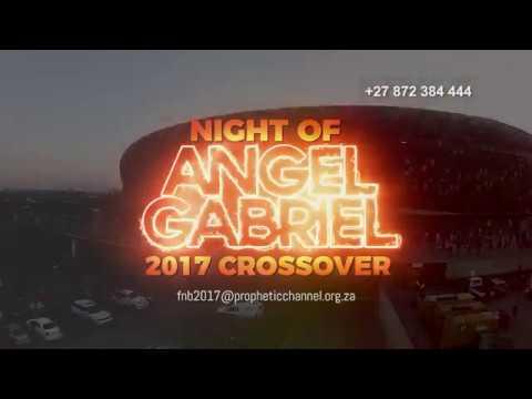 Night of Angel Gabriel, 2017-2018 Crossover Night | Prophet Shepherd Bushiri