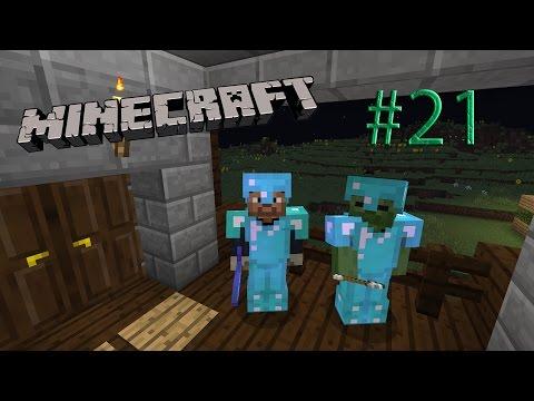 Minecraft Хардкор #21