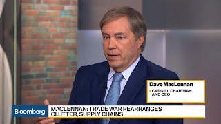 Cargill CEO Says Tariffs Are Already Impacting Trade