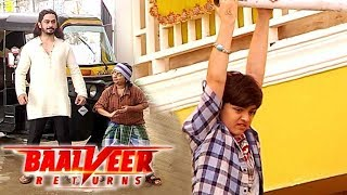 On Location Shoot Of Show Baal Veer Return | Upcoming Episode