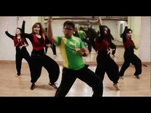 Chammak Challo Dance By Lakshya Dance Unlimited. video