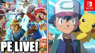 PE LIVE! - No, Switch Doesn