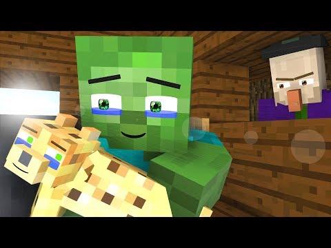 Zombie Life 3: Salvage the Ocelot  - Minecraft animation