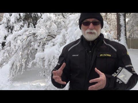 Living Off the Slab: Klim Latitude Jacket Update