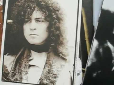Electric Warrior - T.REX (Marc Bolan) 40th Anniversary Box Set - What you get