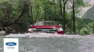 Everest Engineering | Water Wading | Ford Australia