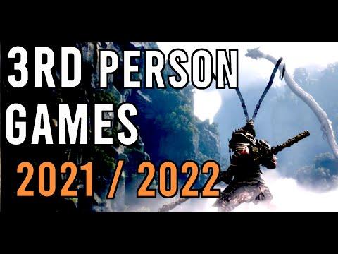 THIRD PERSON Spiele/Games - Neue RELEASES in 2021 und 2022! (Deutsch / German)
