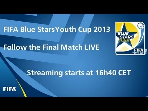 REPLAY: Botafogo v FC Zurich - FIFA Blue Stars Youth Cup FINAL 2013