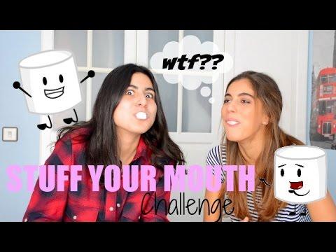 STUFF YOUR MOUTH - Challenge - con Celia Blanco