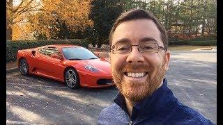 Ferrari F430 Maintenance Cost and Repair Invoices