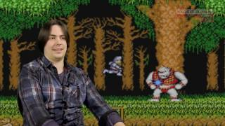 Ghosts 'n Goblins (Arcade, 1985) feat. James Rolfe & Egoraptor - Video Game Years