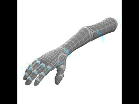 Robot Arm 3D model from CGTrader.com