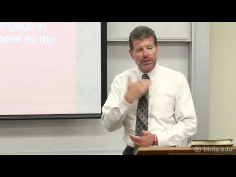 [BBST 392] History of Old Testament Prophets, Part 1 - David Talley