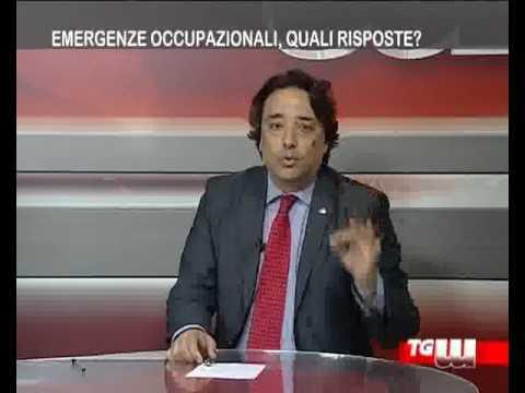 Ivan Tripodi (Uil) ospite a Tremedia