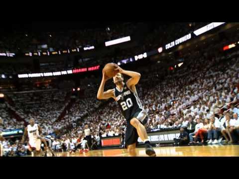 NBA Finals 2014 Mix