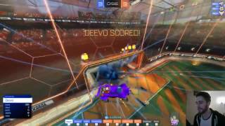 Rocket League | THE LEGEND OF BOOMER | FUNNY | Deevo vs Killerno7