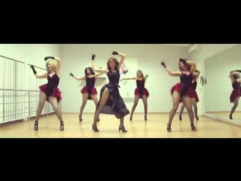 Moulin Rouge Christina Aguilera   Express Хореограф Анастасия Моренко