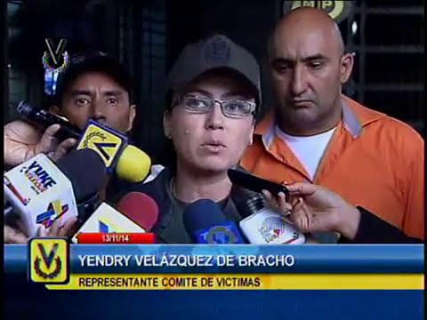 """Ortega Díaz sostuvo encuentro con el Comité de Víctimas de las denominadas """"guarimbas"""""""
