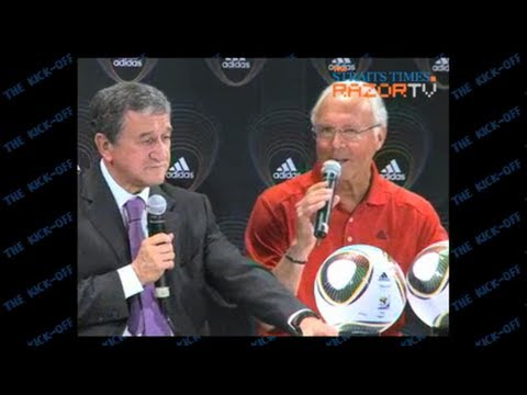 Beckenbauer confident Germany will win World Cup