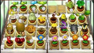 Plants vs Zombies Zen garden my collection