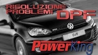 PowerKing [VW GOLF VI 2.0 TDI] Risoluzione dei problemi causati dal filtro antiparticolato DPF