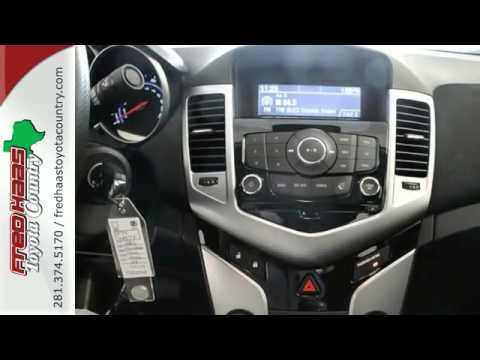 2013 Chevrolet Cruze Houston Spring, TX #D7114037P