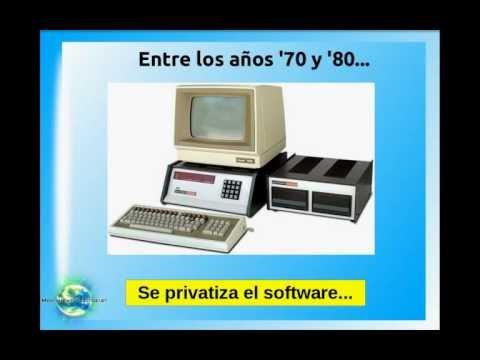 Software Libre para un mundos MAS libre