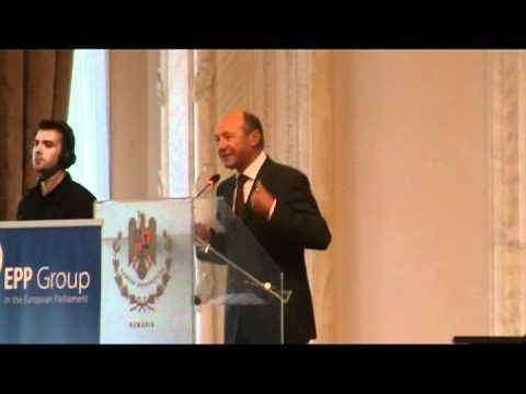 Traian Basescu Statele Unite ale Europei