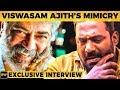 Viswasam Ajith's REAL LIFE Mimicry Performance By Robo Shankar   Goosebumps For Thala Fans   SS 62