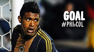 GOAL: Sheanon Williams heads it in beautifully | Philadelphia Union vs. Colorado Rapids