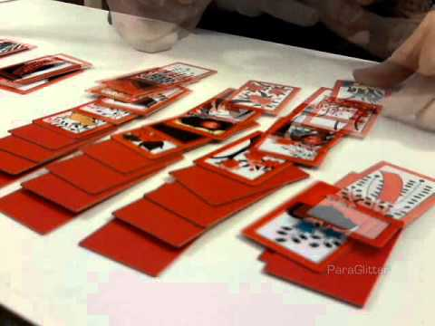 Divining with Hanafuda