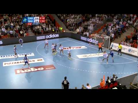 Best wing shots - Women's EHF Champions League
