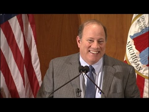 LIVE: Detroit Mayor Mike Duggan delivers 2015 State of the City