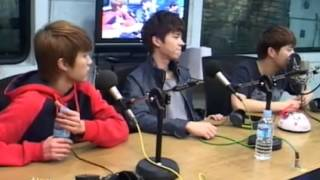 130416 Infinite quiz 1,2,3,4 points Shindong SSTP part 1