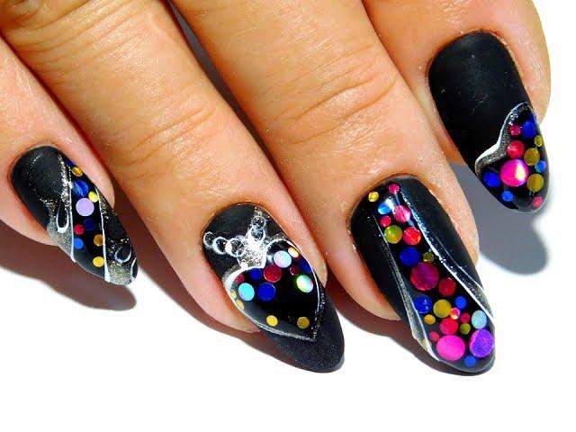 Осенний маникюр. Красивый и простой дизайн ногтей. ТОП удивителные дизайны ногтей