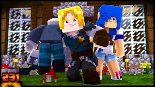SEQUESTRO RELÂMPAGO!! .Ft MoonKase - Forever Mapa #231 - Minecraft 1.12
