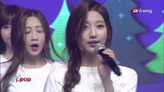 Simply K-Pop-Lovelyz(러블리즈) _ Shooting Star(작별하나) - Ep.185 / 2015-10- 16