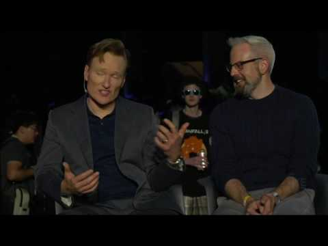 YouTube Live at E3 2016 - Live With Conan O'Brien
