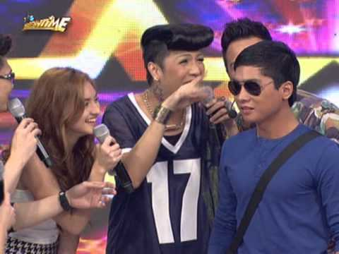IT'S SHOWTIME Kalokalike Face 2 Level Up : COCO MARTIN