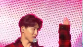 [Fancam] HanBin @ Debut Concert