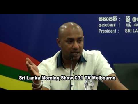 Sri lanka Morning Show Tv Melbourne News with Charini bandara