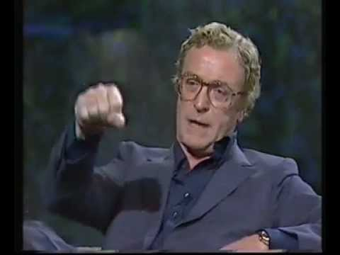 Michael Caine interviewed by Michael Aspel