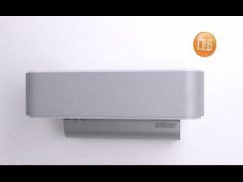 steinel design sensor au enleuchte l 810 led ihf youtube. Black Bedroom Furniture Sets. Home Design Ideas