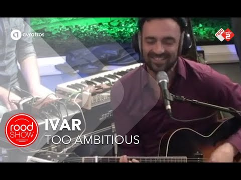 Ivar - Too Ambitious live @ Roodshow Late Night