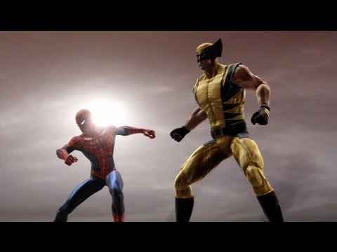 SpideR MaN Web oF ShadoWs Game Movie 3