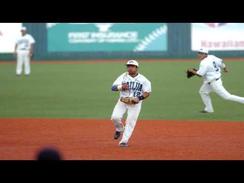 Kailua vs. Moanalua Baseball