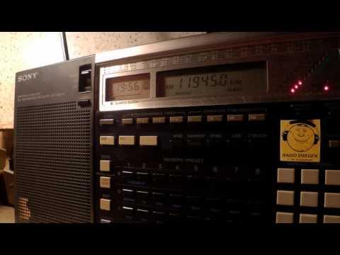 14 06 2016 WCB Radio Feda in Arabic to ME 1955 on 11945 Madagascar World Voice