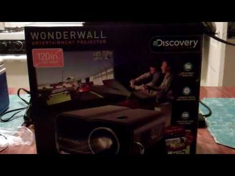 Review: Discovery Wonderwall Multimedia Projector